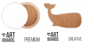 ART Boards (борды), трафареты