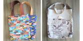 Экосумки, сумки-шопперы, экомешочки