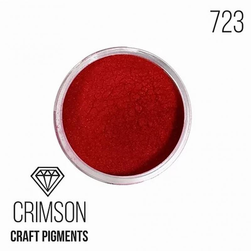 """Пигмент CraftPigments, к, Багряный """"Crimson"""", 25 мл."""