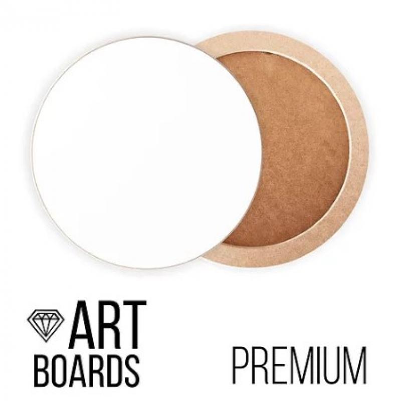 ART Board (борд) Premium White, круглый, 35 мм.