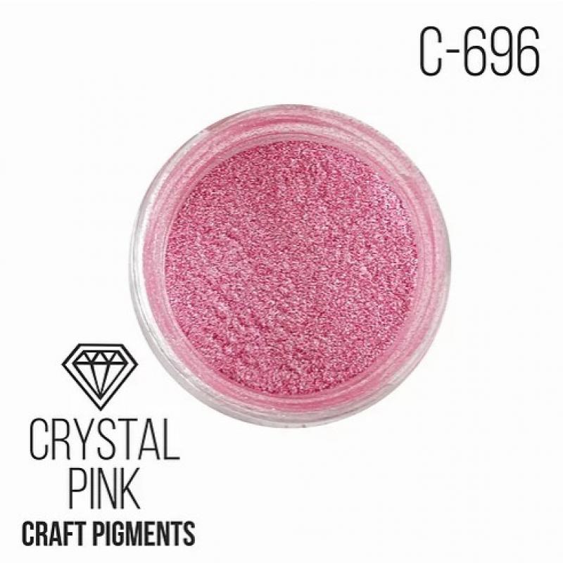 """Пигмент CraftPigments Кристаллический розовый """"Crystal Pink"""", 25 мл."""