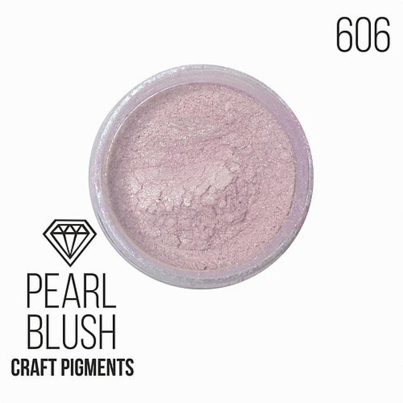 """Пигмент CraftPigments, к, Жемчужный румянец """"Pearl Blush"""" 10, 25 мл. (Для заказа нужно выбрать объем баночки)"""