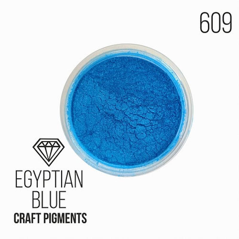 """Пигмент CraftPigments, с, Египетский голубой """"Egiptian blue"""" 25, 50 мл. (Для заказа нужно выбрать объем баночки)"""