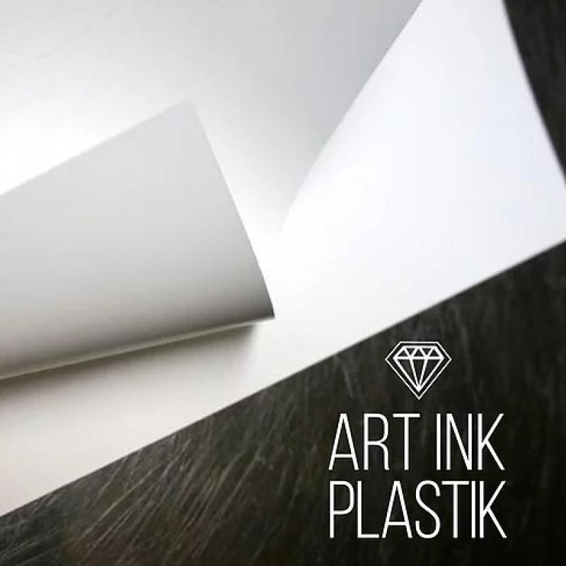 Пластик для алкогольных чернил Art Ink Plastik 50*70 см, 250 гр., лист
