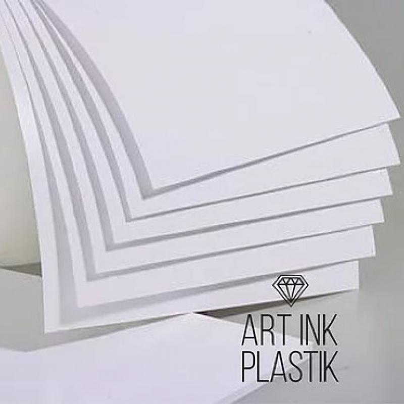 Пластик для алкогольных чернил Art Ink Plastik формат 25*35см, 1 лист