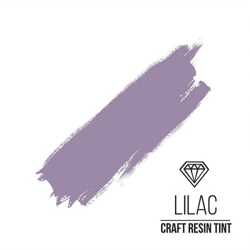 Краситель для смолы и полимеров CraftResinTint, ф, Лиловый, 10 мл.