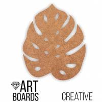 "ART Board (борд) ""Monstera L"", 40*30 см, МДФ"
