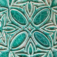 Патина с эффектом микротрещин Fractal paint «Окисленная медь», 50 мл.