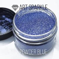 Глиттер мелкий с, Powder Blue, 50 гр