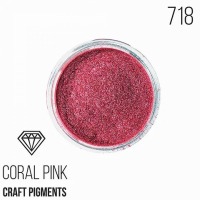 "Пигмент CraftPigments Кораллово-розовый ""Coral Pink"", 25 мл."
