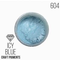 """Пигмент CraftPigments, с, Льдистый голубой """"Icy Blue"""" 25 мл."""