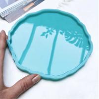 Молд силиконовый для подноса размер S, диаметр 17 см. модель №35