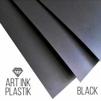 Пластик для алкогольных чернил Art Ink Plastik Black 35*50см, 250гр\м2, лист