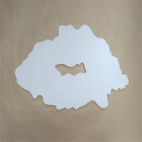 """ART Board (борд) """"Geode"""", жеода 54*41 см. ПВХ пластик 10 мм."""
