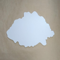"ART Board (борд) ""Geode"", жеода 54*41 см. ПВХ пластик 10 мм. цельная"