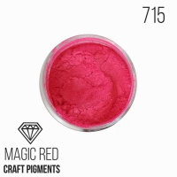 """Пигмент CraftPigments, к,  Магический красный """"Magic red"""", 25 мл."""