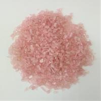 Розовый кварц галтовка (мелкая фр., 2-4 мм) искусственно выращ. 100 гр/упак