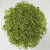 Хризолит галтовка (мелкая фр., 2-5 мм) натур. 100 гр/упак