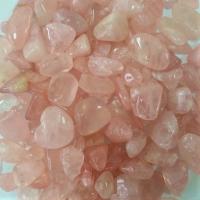 Розовый кварц галтовка (крупная фр., 10-15 мм), натур. 100 гр/упак