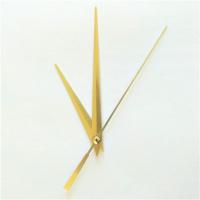 Стрелки для часов, золото (час. 60 мм, минут. 83 мм) 612 LZ