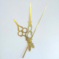 Стрелки для часов, золото (час. 92 мм, минут. 131 мм, секундная) 831 LZ