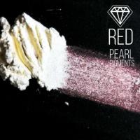 """Пигмент CraftPigments Pearl """"Red"""", красный 25 мл."""