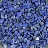 Лазурит галтовка (мелкая фракция, 5-10 мм) натур. 100 гр/упак