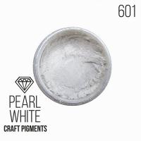 "Пигмент CraftPigments, а, Белый жемчуг ""Pearl White"" 25 мл."