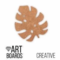 "ART Board (борд) ""Monstera M"", 30*25 см, МДФ"