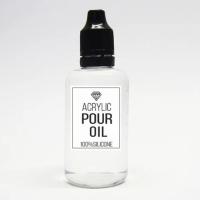Жидкий Силикон для акрила и флюид-арта Acrylic Pouring Oil, 100% silicone, 20 мл.