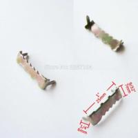 Набор креплений (подвесов) №11 с зубцами без винтов, металл, 2,5 х 0,7 см, 5 шт./упак