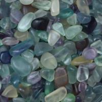 Флюорит галтовка (средняя фр. 10-15 мм), натур. 100 гр/упак
