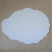"ART Board (борд) ""Geode"", жеода 60*45 см. ПВХ пластик 10 мм. цельная"