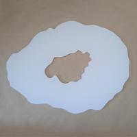 "ART Board (борд) ""Geode"", жеода 60*45 см. корейский ПВХ пластик 10 мм."