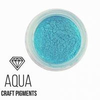 """Пигмент CraftPigments, с, Водная гладь, """"Aqua"""" 10, 25, 50 мл. (Для заказа нужно выбрать объем баночки)"""