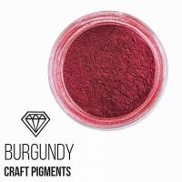 """Пигмент CraftPigments, к, Темно-красный """"Burgundy"""", 25 мл."""