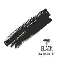 Краситель для смолы и полимеров CraftResinTint, я, Черный, 10 мл.