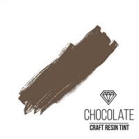 Краситель для смолы и полимеров CraftResinTint, я, Шоколад, 10 мл.